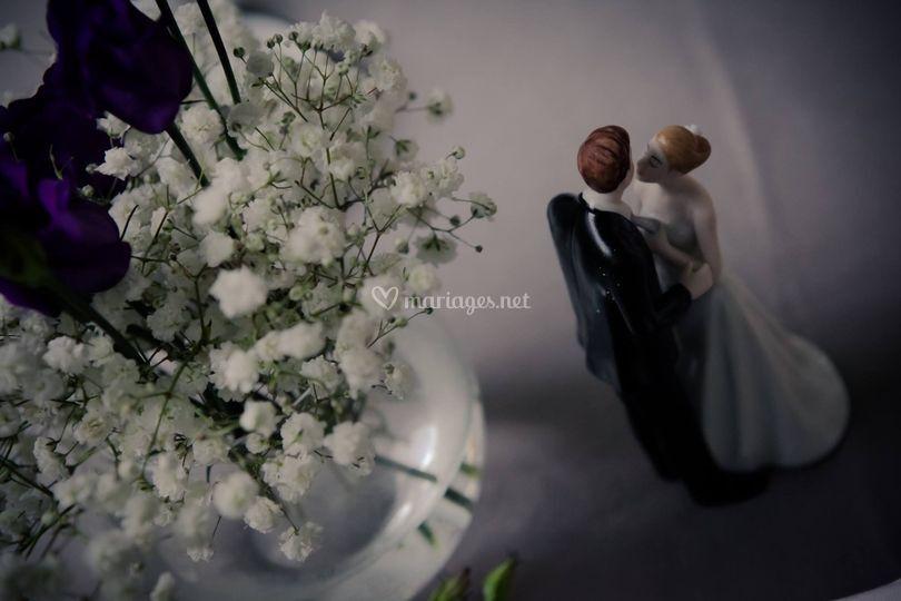 Figurine des Mariés N°2