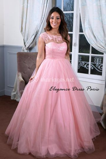 Robe princesse taille 36-38