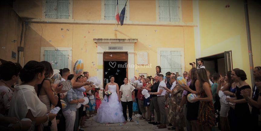 Mariage des élodie's