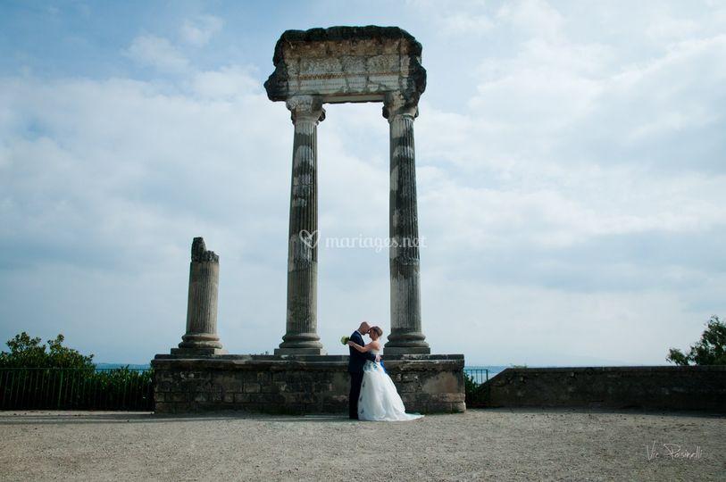 Photographe mariage pays gex