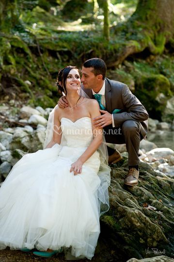 Photographe mariage Crozet