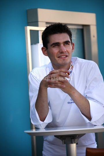 Le Chef Jérôme De Oliveira