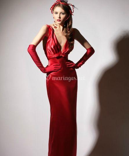 Rouge sensualité