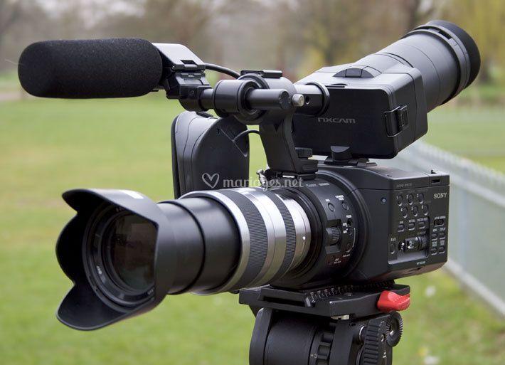 Notre caméra