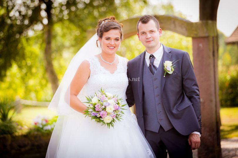 Photo de couple Pierre et Lucie