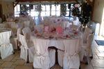 Salle d�cor�e mariage sur B.B�card Traiteur