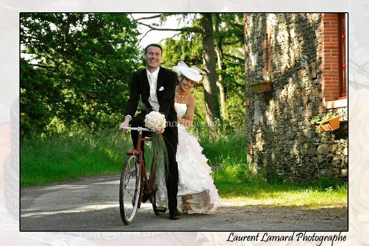 Laurent Lamard vélo