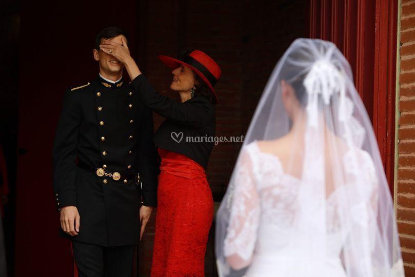 Découverte avant cérémonie