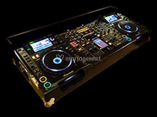 Matériel DJ professionnel