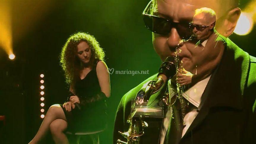 Piano-Voix-saxophone