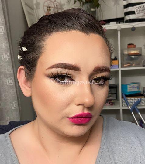Maquillage soirée
