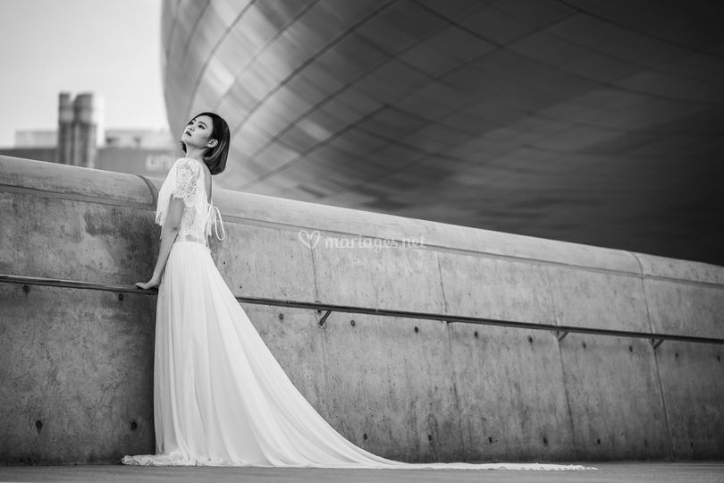 Mariage Séoul, Corée du Sud