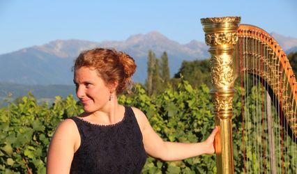 Claire Duchateau, Harpiste 1
