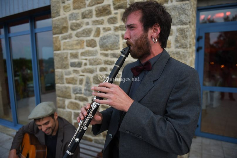 Jules, clarinettiste