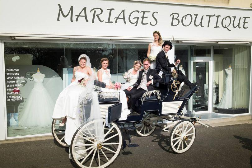 Mariages Boutique