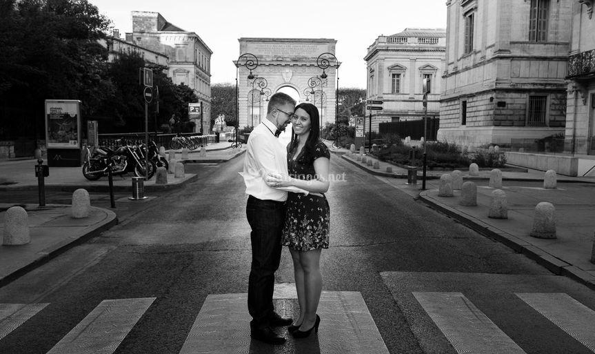 Engagement à Montpellier