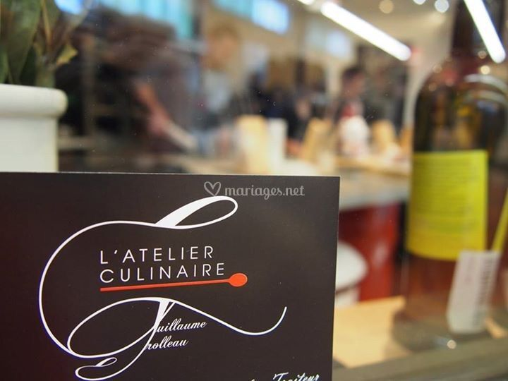 Logo atelier culinaire