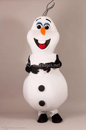 Notre ami Olaf