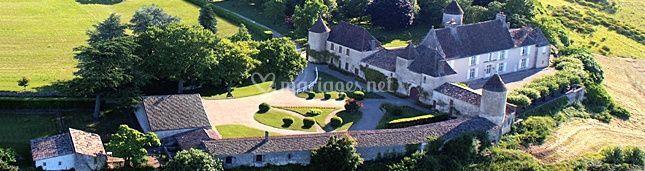 Le Château de Castegens