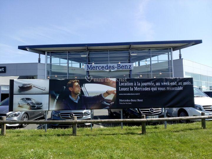 Mercedes-Benz Rent Brest