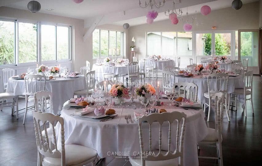 La salle banquet