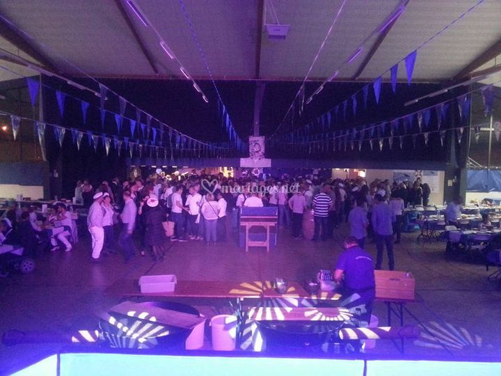 Grande salle 600 personnes