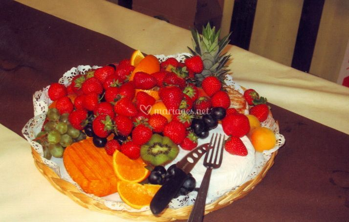 Tableau de fruits