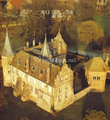 Château d'osthoffen