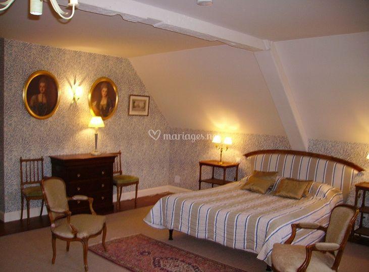Chambre  du Baron de Zucmantel