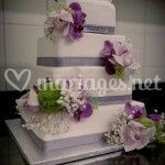 Deco gateau mariage