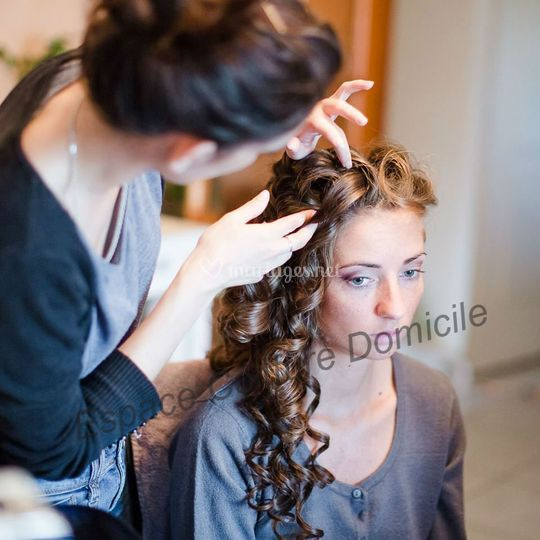Espace coiffure domicile