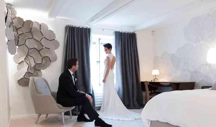 Votre mariage dans une villa