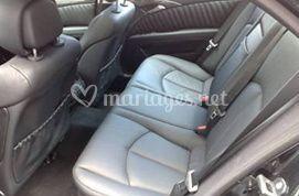 Mercedes Classe E  Berline Intérieur