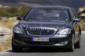 Mercedes Classe S  Limousine de luxe