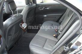 Mercedes Classe S  Limousine de luxe Intérieur