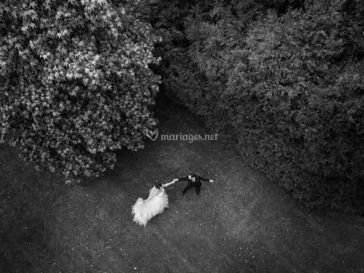 Photographie drone