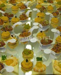 Cuisine variée