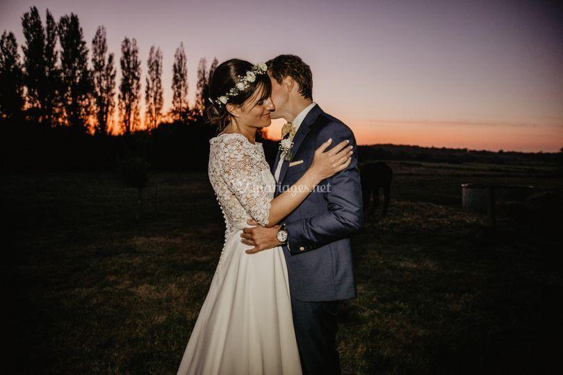 Manoir de Pontbriand mariage