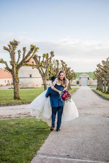 Photographe chateau de serans