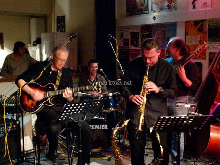 Le Trio Jazz