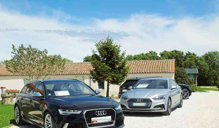 Audi A6 et Audi A5
