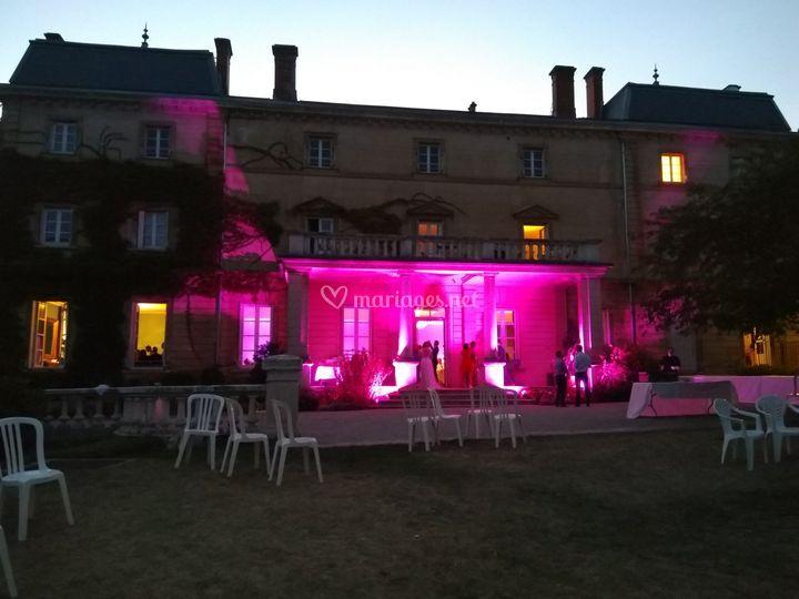 Lumières Château en 2020