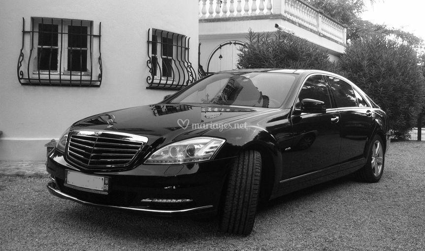 Mercedes S400 Hybride