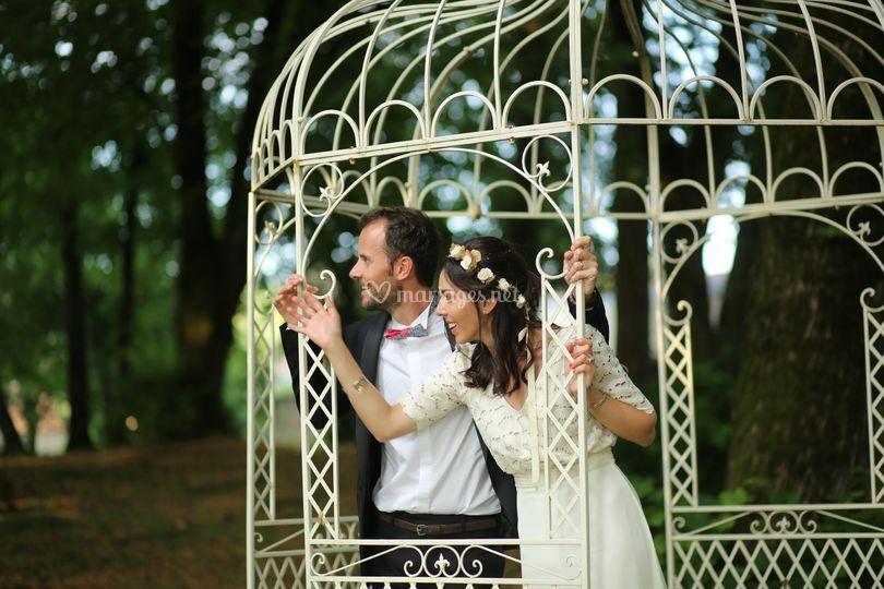 Un mariage Boho'chic