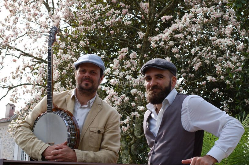 Duo PianJo - Banjo/Piano