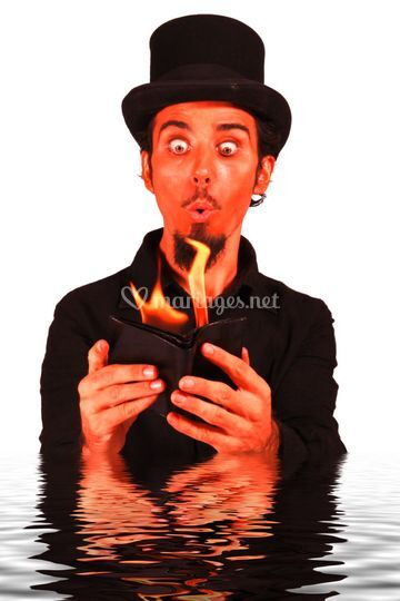 Magicien Kamika