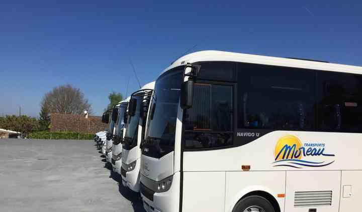 Bus moyenne capacité:30 places