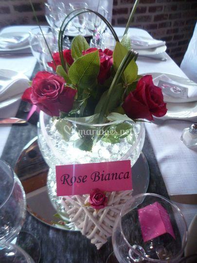 """Décoration """"Les Roses"""""""