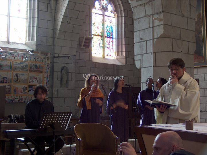 Baptême de Ludovic 2008