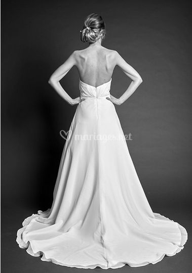 Robe les mariées d'élodie